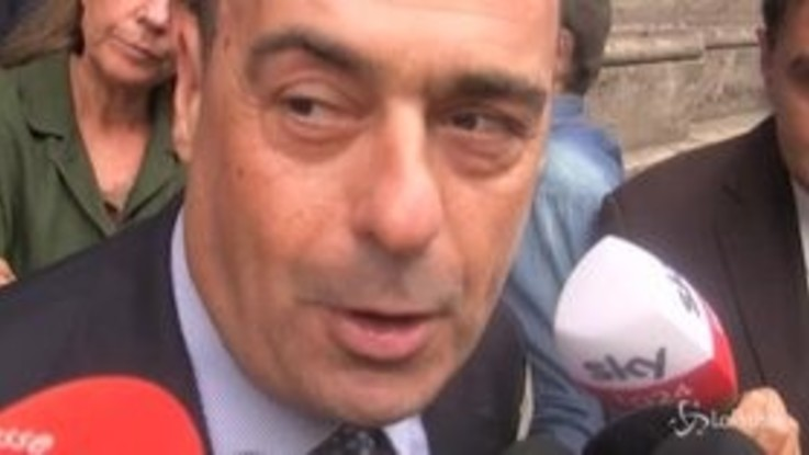 """Direzione Pd, Zingaretti: """"Più siamo forti, più Lega e destre sono deboli"""""""