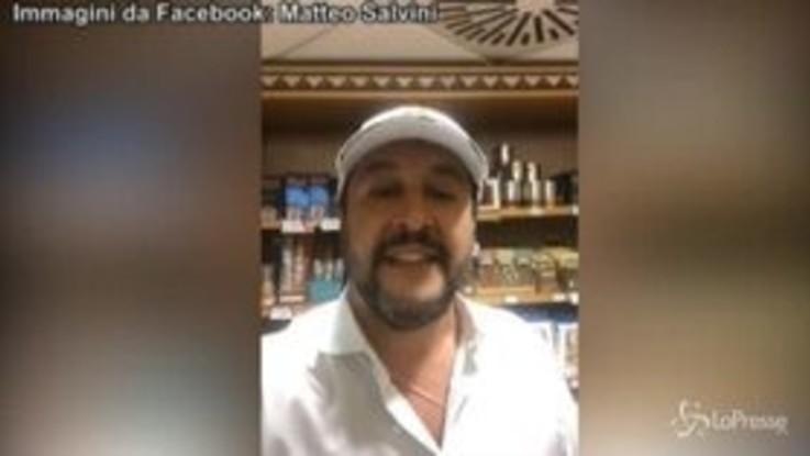 """Migranti, Salvini a Lamorgese: """"L'accordo di Malta è una fregatura"""""""