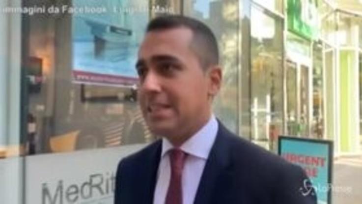 """Di Maio: """"Taglio parlamentari sarà legge grazie a M5S, manteniamo promessa"""""""