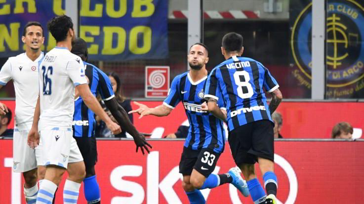 Serie A, Inter a punteggio pieno, Napoli k.o.