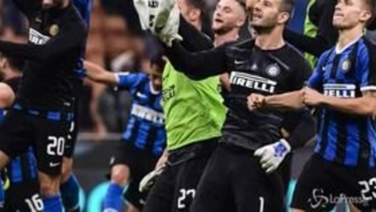 Serie A: l'Inter sa solo vincere, il Napoli va KO