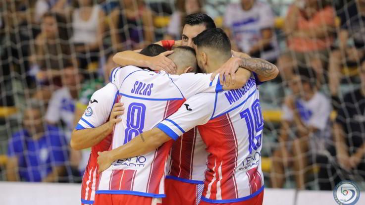Calcio a 5, Serie A: esordio casalingo per Pesaro e Acqua&Sapone