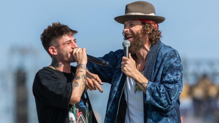 Rkomi, in radio il nuovo singolo 'Canzone' con Jovanotti