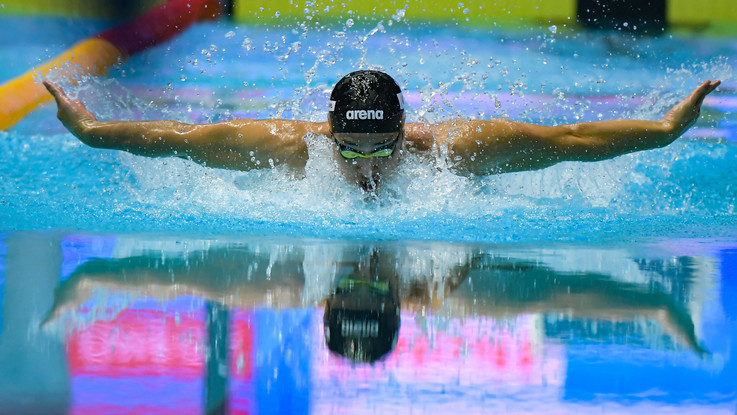 Nuoto, International Swimming League: anche Daiya Seto tra i protagonisti