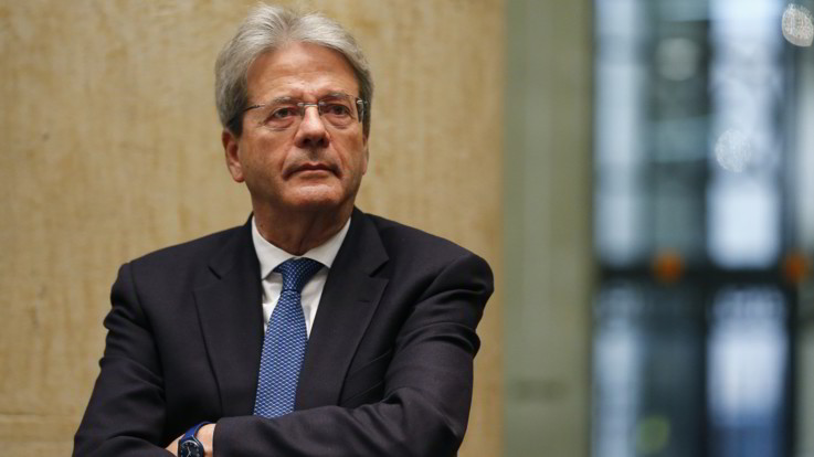"""Gentiloni: """"Applicherò il Patto di stabilità usando piena sostenibilità"""""""