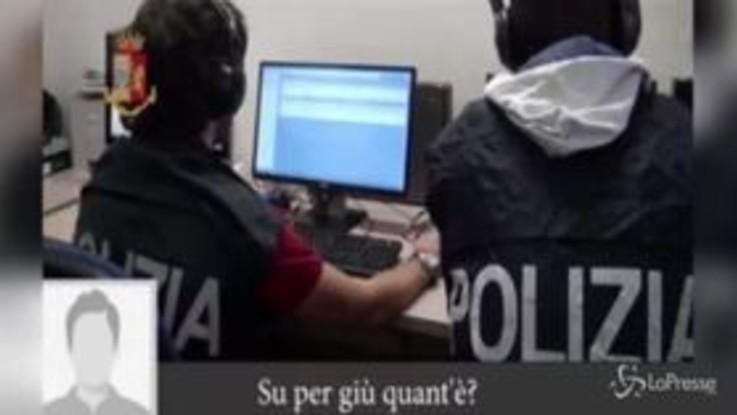 Droga, a Palermo blitz contro spaccio: arresti. Mogli 'ragioniere' della rete