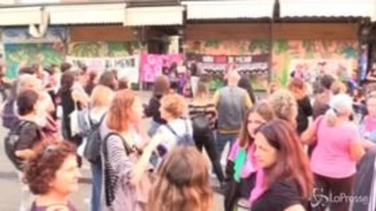 """""""La maternità è una scelta che non può essere imposta"""", a Roma il sit in per l'aborto libero"""