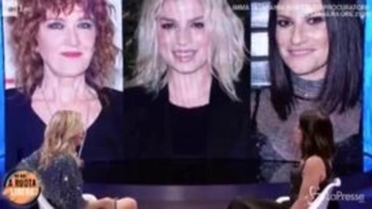 """Paola Turci a Rai1: """"Emma è fortissima, la attaccano persone vuote"""""""