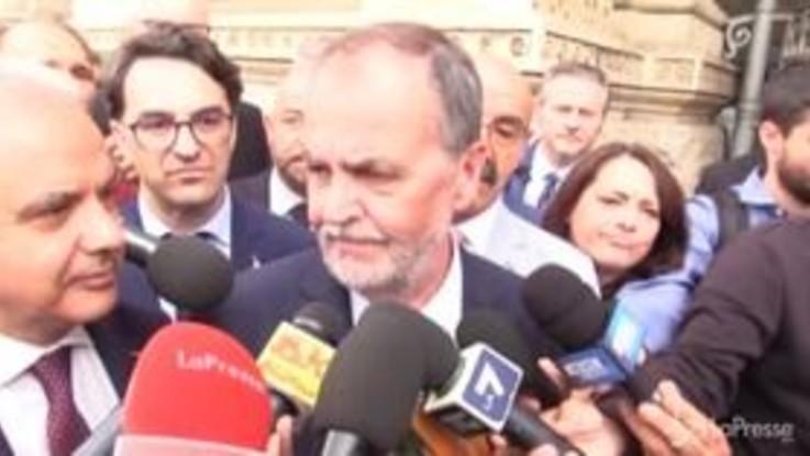 """Legge elettorale, Calderoli deposita il quesito referendario: """"Forconi se Parlamento interviene contro referendum"""""""
