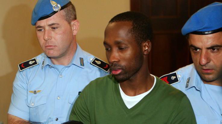 Omicidio Meredith, semilibertà a Rudy Guede: lavorerà in centro studi criminologici