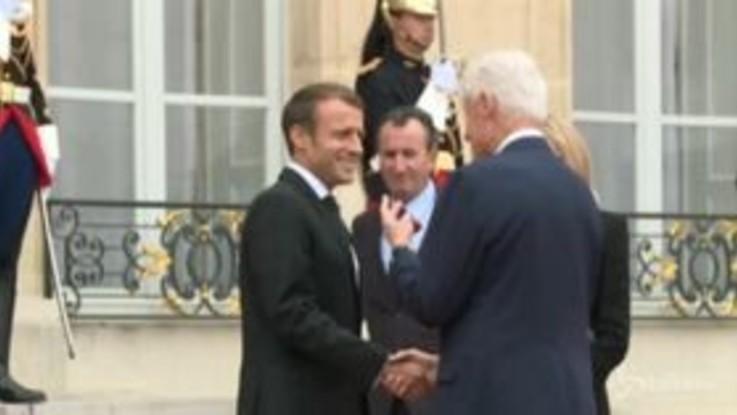 Francia, l'ultimo saluto a Jacques Chirac