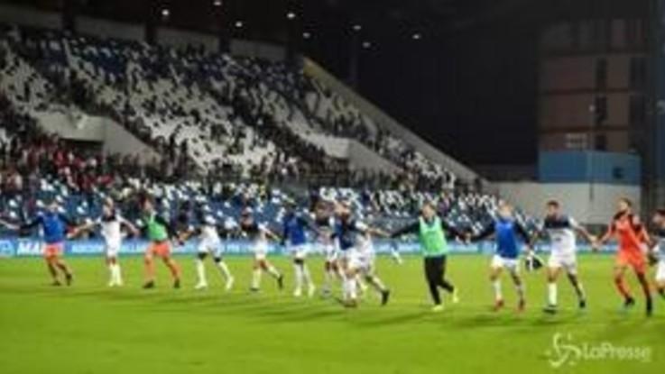 Champions, stasera in campo Atalanta e Juve