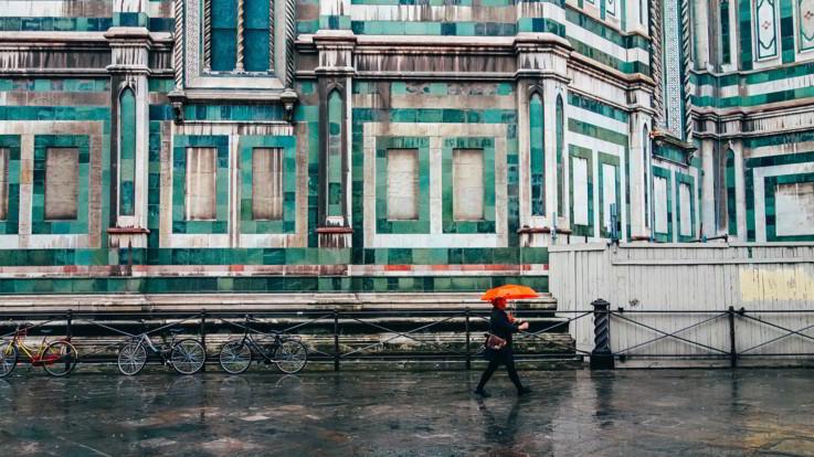 Il meteo dell'1 e 2 ottobre, arrivano le piogge e calano le temperature