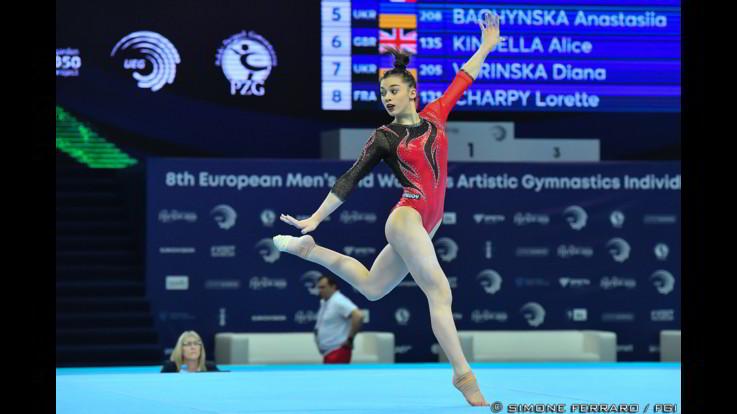 La sedicenne ginnasta Villa: troppo giovani per votare, non me la sentirei