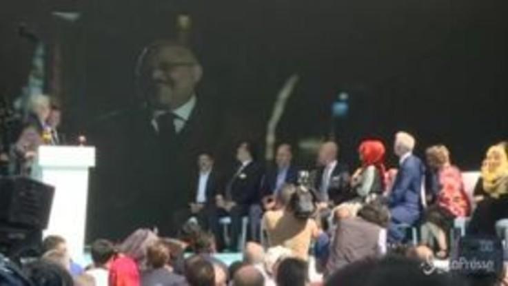 Khashoggi, commemorazioni a Istanbul a un anno dal suo omicidio