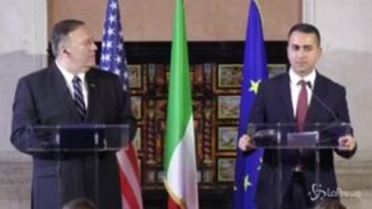 Pompeo diventa Ross, gaffe internazionale di DiMaio. Sbagli il nome del Segretario USA