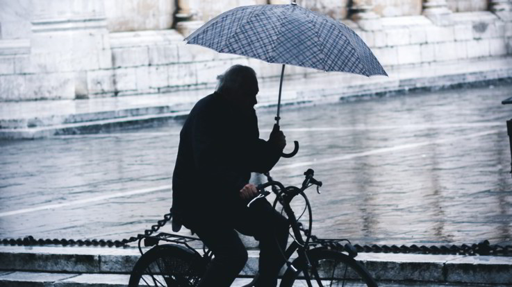 Il meteo del 2 e 3 ottobre, temperature giù e piogge al Centronord