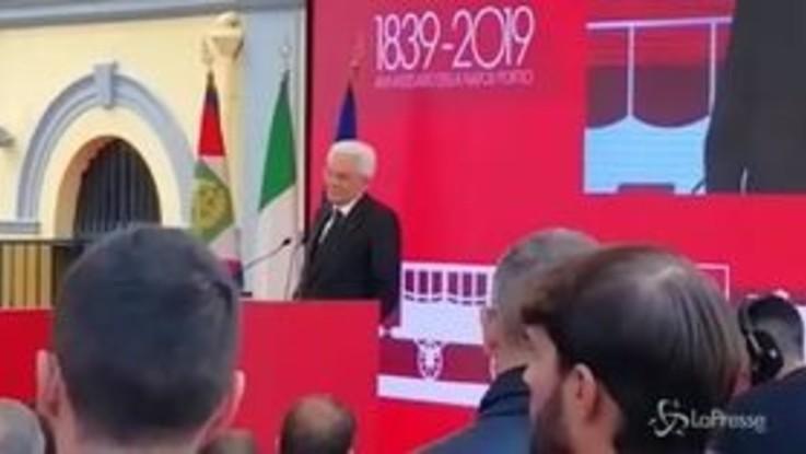 """Sergio Mattarella ricorda gli agenti uccisi a Trieste: """"Affetto, riconoscenza e dolore"""""""
