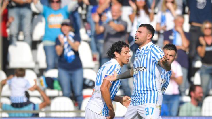 Serie A, segna Petagna e la Spal torna a vincere: Parma battuto 1-0