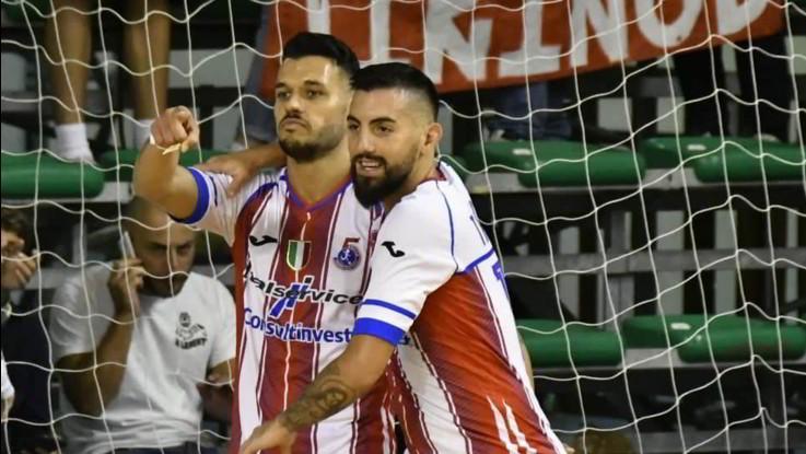 Calcio a 5, Serie A: ok Pesaro e Acqua&Sapone. Prima sconfitta per Mantova