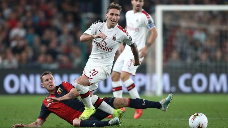 Calcio, Serie A: Genoa-Milan 1-2 il finale