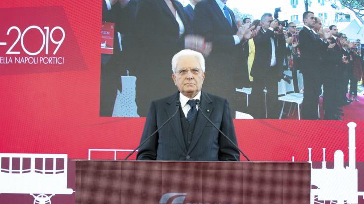 """Trieste, Mattarella ricorda gli agenti uccisi: """"Affetto e riconoscenza"""""""