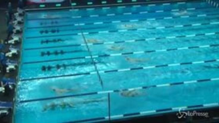 Isl, è partita da Indianapolis la Champions del nuoto
