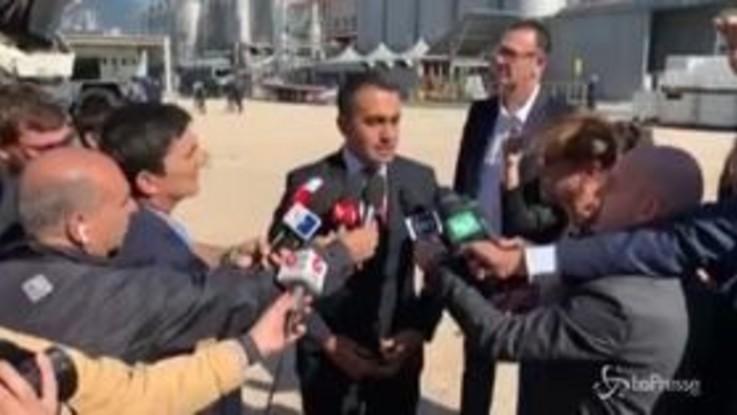 """Di Maio: """"Emozionato per il taglio dei parlamentari, sarà un voto trasversale"""""""