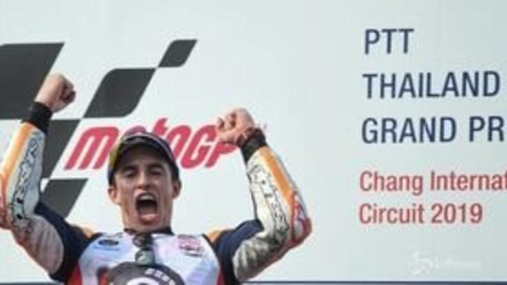 Motogp, Marquez è ancora campione del mondo