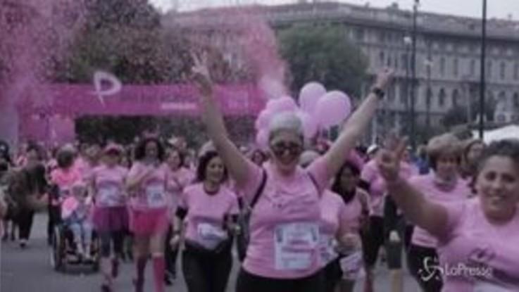 Milano, marea rosa per Pittarosso Pink Parade