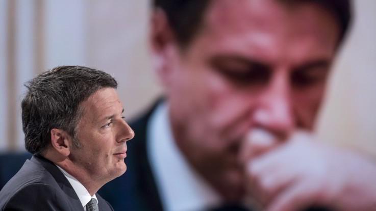 """Orlando-Renzi: botta e risposta. Poi l'ex premier a Conte: """"Chiarisca su Barr in Italia"""""""