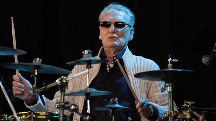 Addio a Ginger Baker: fondò i Cream insieme a Eric Clapton