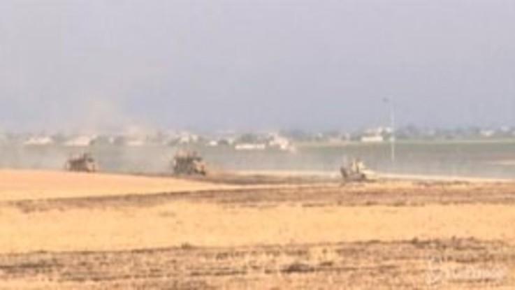 Turchia pronta a invadere il nord della Siria, le truppe Usa si ritirano