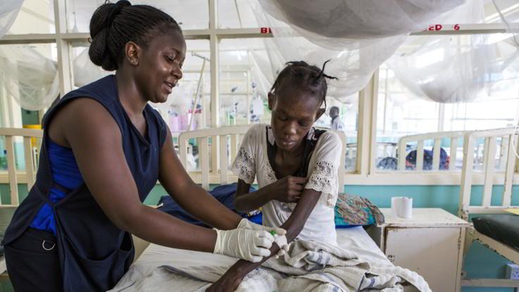Msf: 2 mln morti l'anno per Hiv-tubercolosi, taglio fondi alimenta epidemie