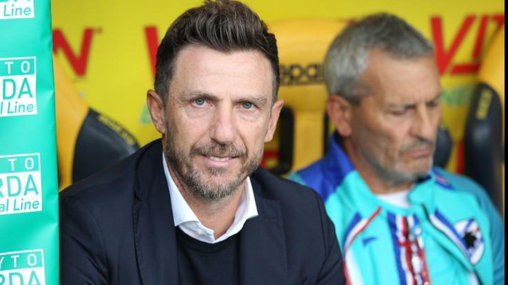 Sampdoria, Di Francesco lascia: risoluzione del contratto