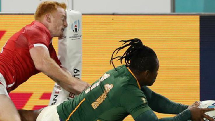 Mondiali, il Sudafrica travolge il Canada 66-7