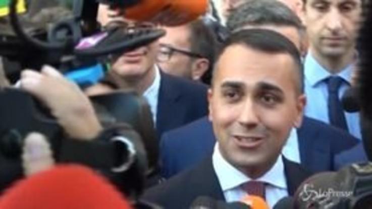 """Taglio parlamentari, Di Maio: """"Grandissima vittoria del popolo"""""""