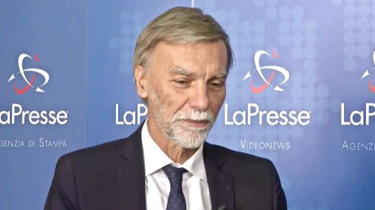 """PoliticaPresse, Graziano Delrio al forum: """"M5S ora ha cultura di governo. Non andrò alla Leopolda"""""""