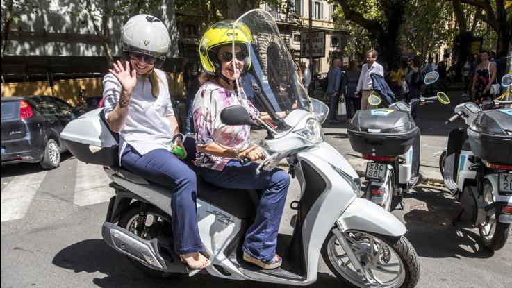 Decreto Clima, arrivano gli incentivi per gli scooter. Premiati i Green Corner nei negozi