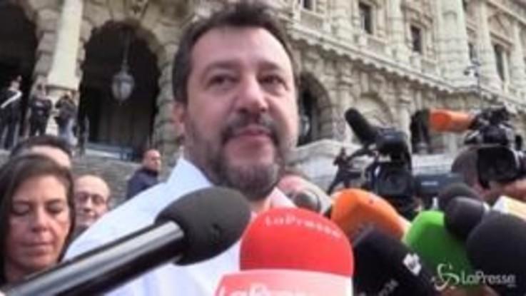 """Russiagate, Salvini attacca Conte: """"Lo vedo confuso..."""""""