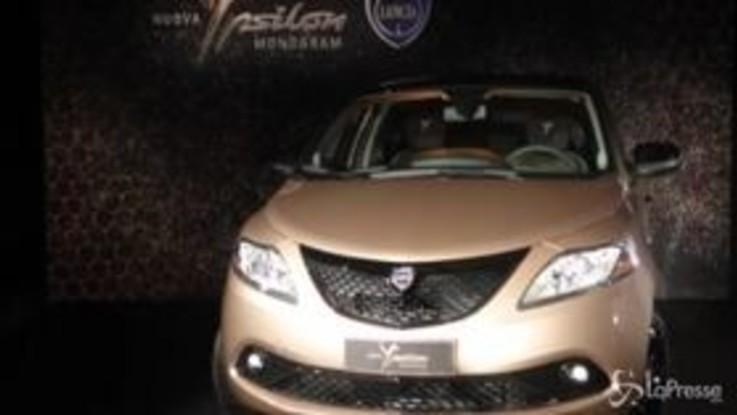 Lancia Ypsilon Monogram, la nuova Fashion City Car
