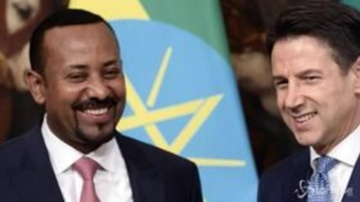 Premio Nobel per la pace al premier Etiope