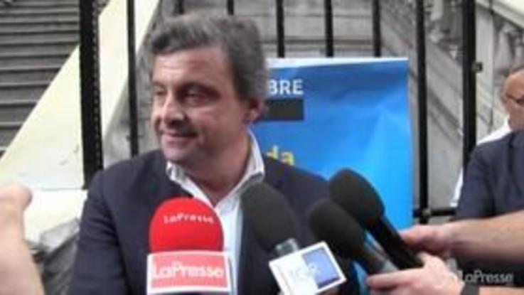 """Calenda: """"Io sindaco di Roma? Non ci penso e non ci ho mai pensato"""""""