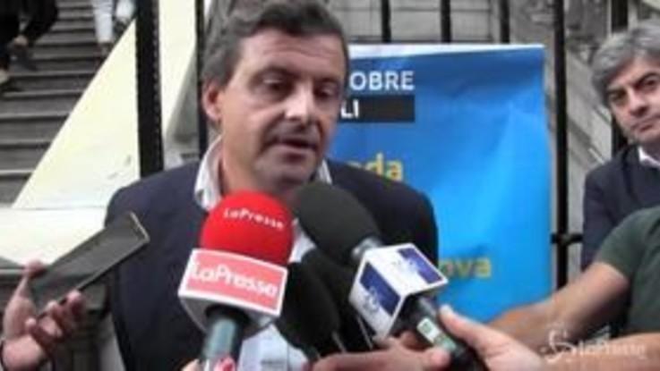 """Calenda attacca Conte: """"Trasformismo ammantato di mollezza, non dice mai niente"""""""