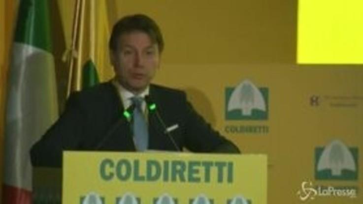 """Conte: """"Italia leader di un nuovo modello di cooperazione, no atteggiamento predatorio"""""""