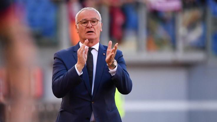 Sampdoria, ora è ufficiale: Ranieri nuovo allenatore