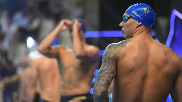 International Swimming League, vincono gli Energy Standard. Aqua Centurions quarti