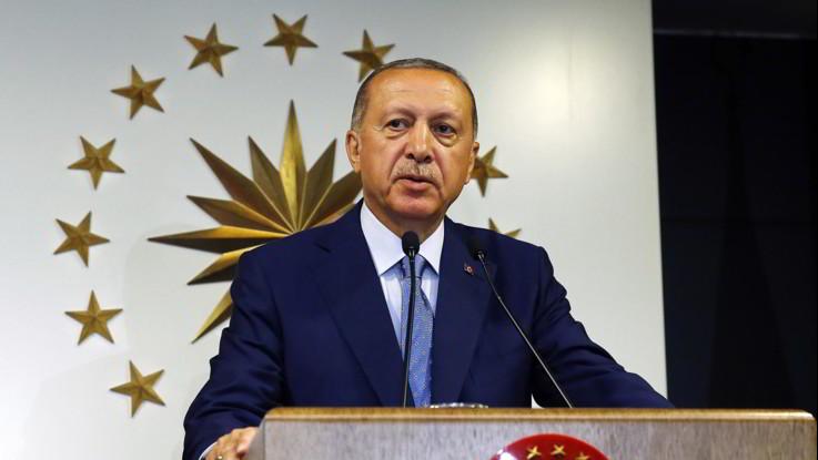Siria, Erdogan: Paesi Nato stanno con alleato o terroristi?