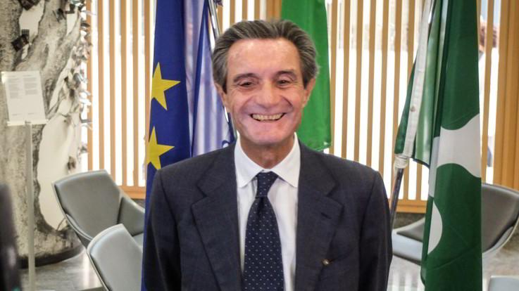 PoliticaPresse oggi ospita Attilio Fontana, Governatore della Lombardia