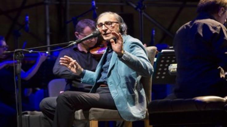 Un disco e un inedito per Franco Battiato: la voce registrata due anni fa